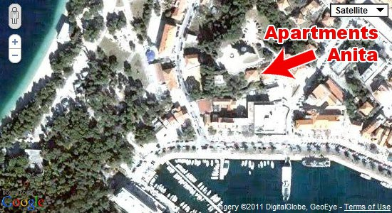 makarska apartments center
